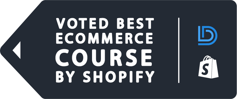 Voted Best eCommerce Course